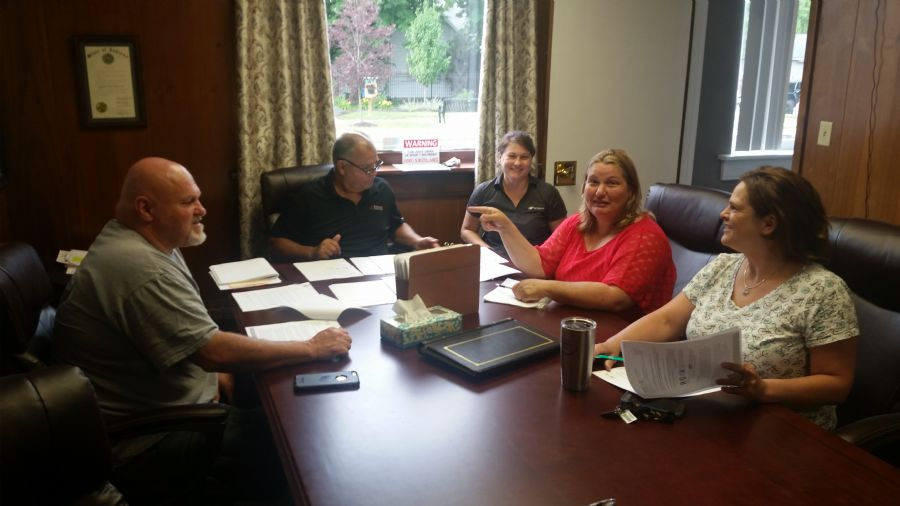 Planning Meeting June 14th 2018