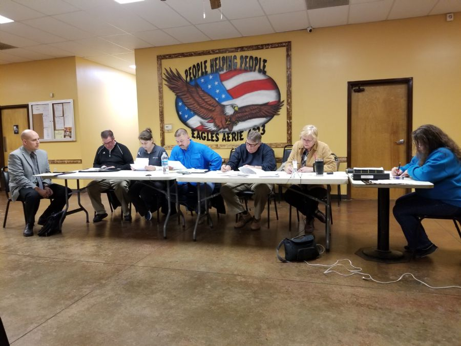 Redevelopment Commission Meeting January 17th